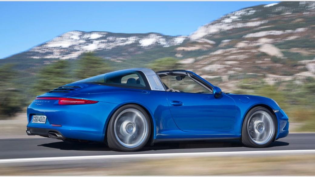 Porsche 911 Targa 4s 2017 Review
