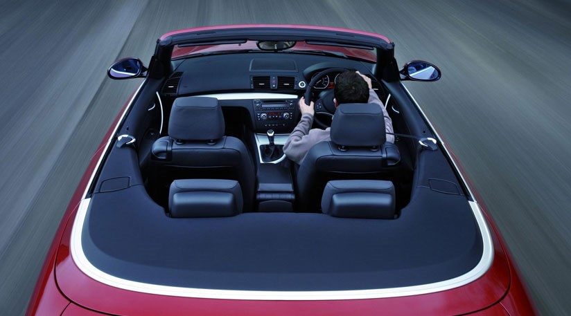 BMW 2 Series Cabriolet Expect Similar Interior Room To 1 Pictured