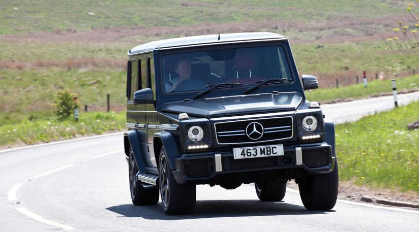 Mercedes G Wagen Refuses To Die 2016 Makeover Keeps G