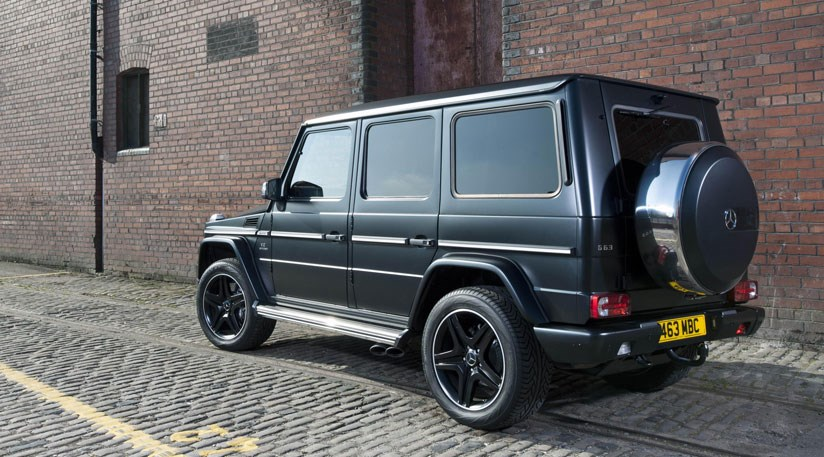mercedes g wagen refuses to die 2016 makeover keeps g class alive by car magazine