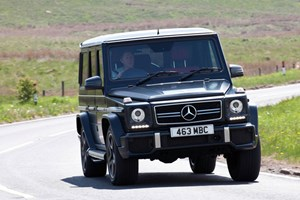 Mercedes G-Wagen refuses to die: 2016 makeover keeps type approval until 2027
