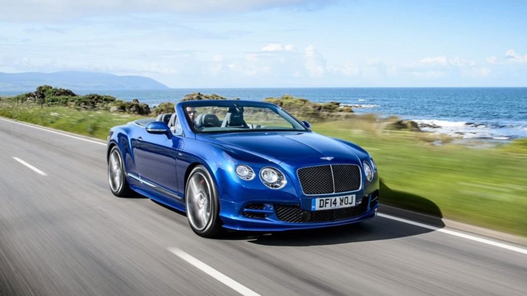 gt Bentley speed continental