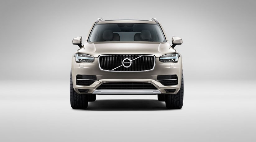 volvo xc90 first pictures prices of volvo s 2014 suv car magazine. Black Bedroom Furniture Sets. Home Design Ideas