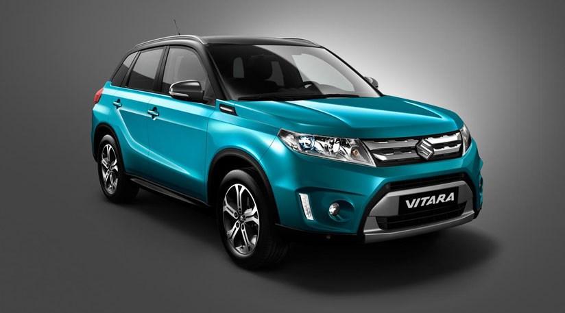 Suzuki Vitara Is Back New Small Suv Bound For Paris Show 2014 Car