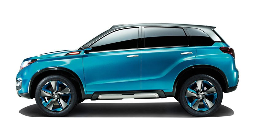 The Suzuki IV 4 Concept Car From 2013 Inspiration For New Vitara