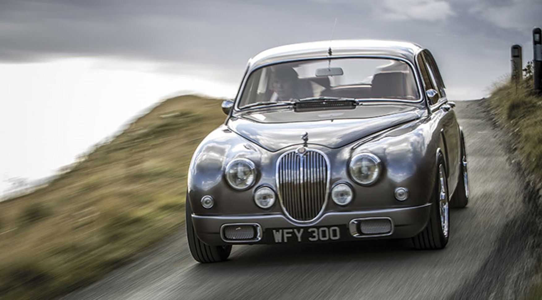 Jaguar Mk2 2014 By Ian Callum And Classic Motor Cars By