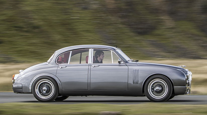 Jaguar Mk2 2014 By Ian Callum And Classic Motor Cars By