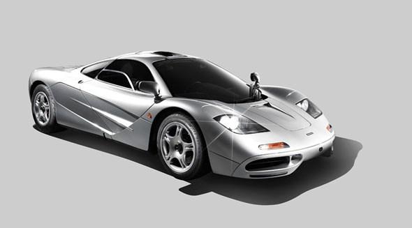 McLaren F1: the inside story by Peter Stevens, Gordon Murray | CAR ...