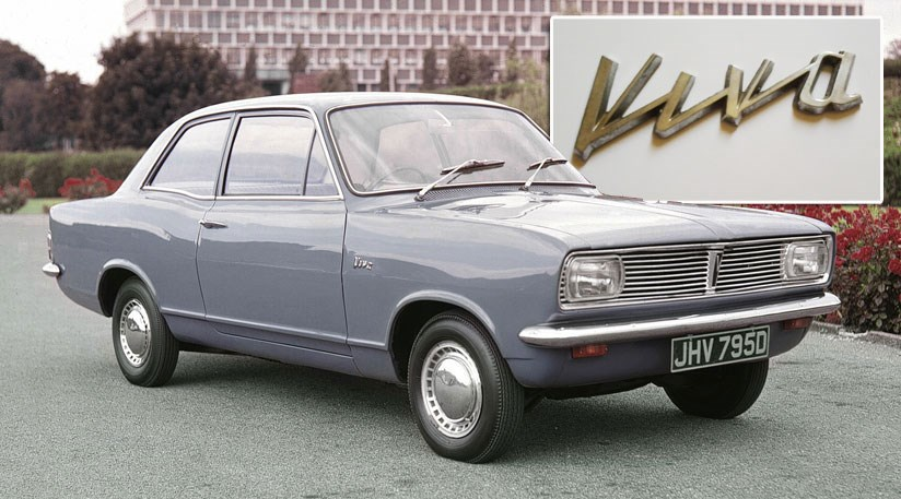 Vauxhall Brings Back The Viva Baby Vaux Revives Old Name