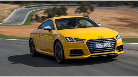 Audi Tt Lease >> Audi TT Coupe (2015) review | CAR Magazine