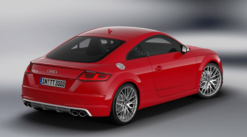 Audi Tt Coupe 2015 Review By Car Magazine