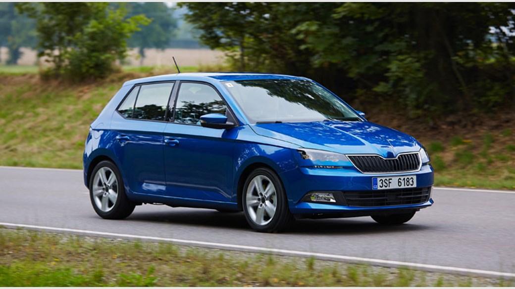 Skoda Fabia 2015 Review We Drive An Early Prototype Car Magazine