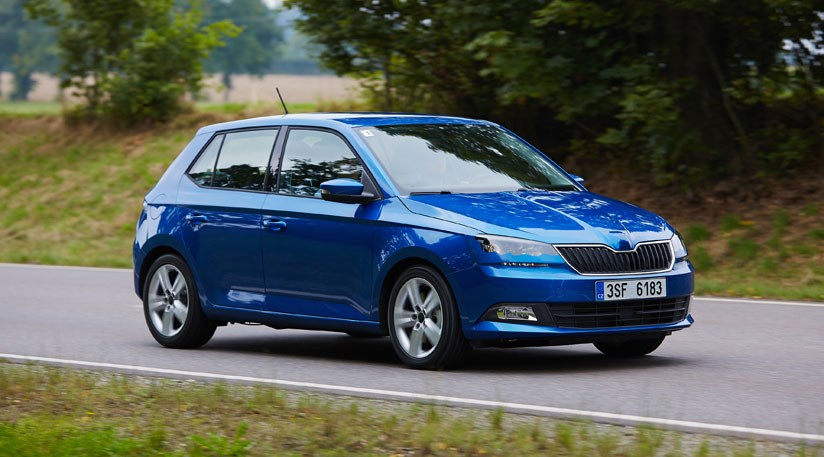 skoda fabia 2015 review we drive an early prototype car magazine. Black Bedroom Furniture Sets. Home Design Ideas