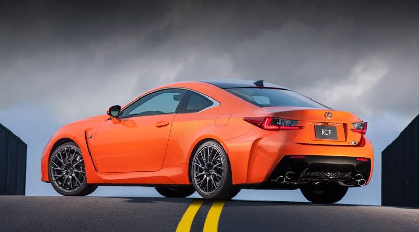 Lexus Rc F 2014 Review Car Magazine