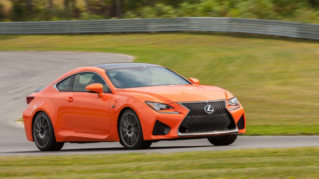 Lexus coupe review