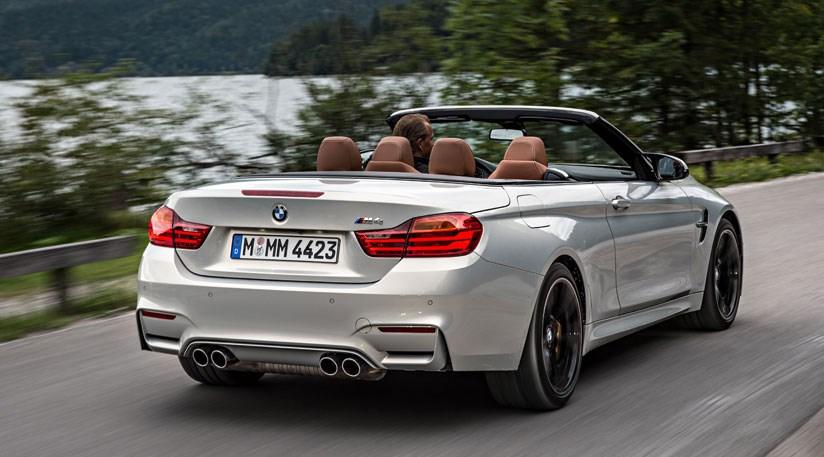 BMW M4 Convertible (2014) review | CAR Magazine