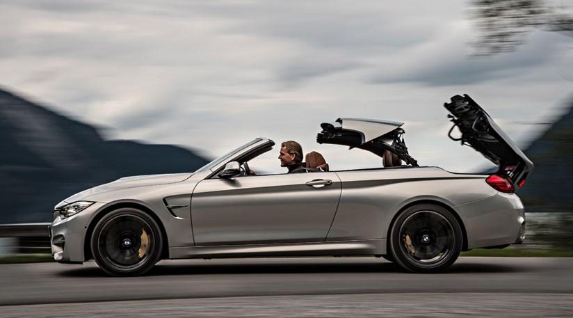 Bmw M4 Convertible 2014 Review Car Magazine