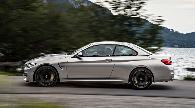 BMW M Convertible Review By CAR Magazine - Bmw 2014 m4