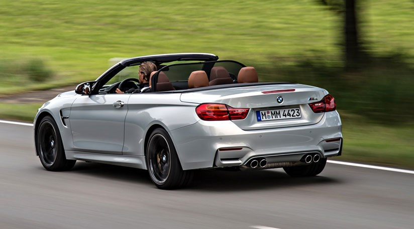Bmw M4 Convertible 2014 Review By Car Magazine