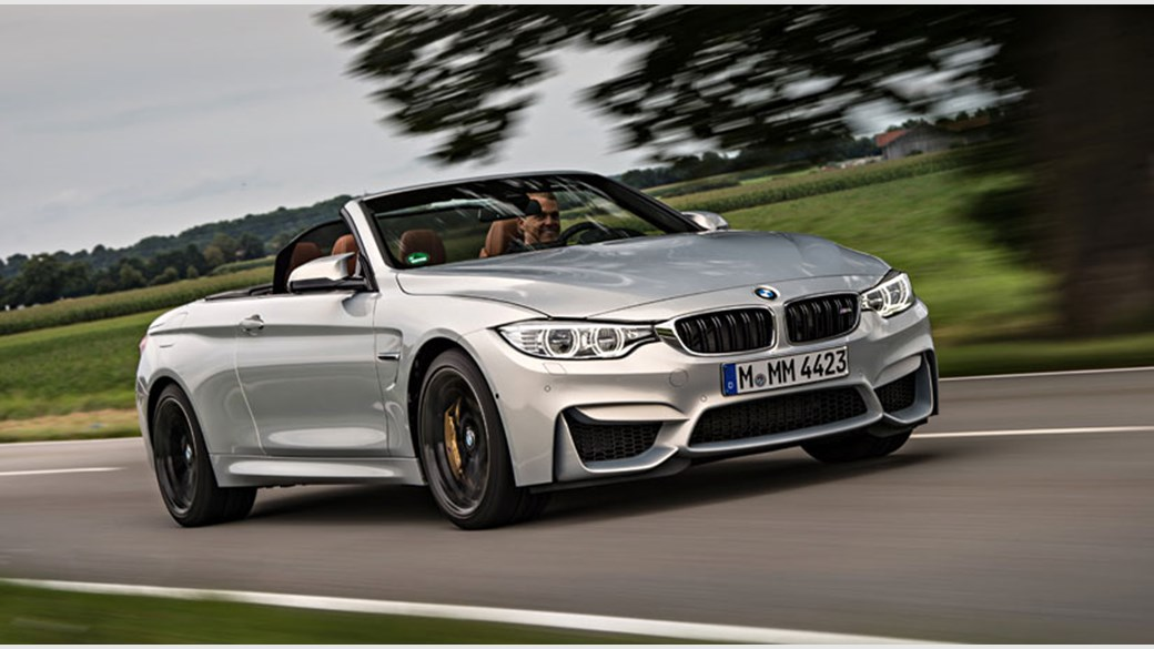 Bmw M4 Convertible 2017 Review