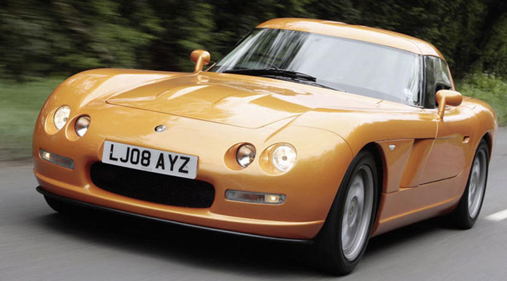 Pollard Used Cars >> Bristol Cars is back with new 2015 Pinnacle model | CAR Magazine