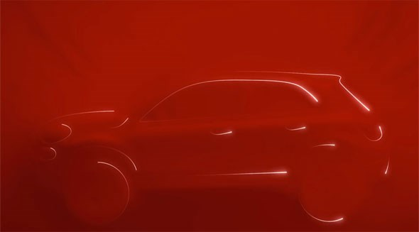 Fiat 500X teased in Youtube video