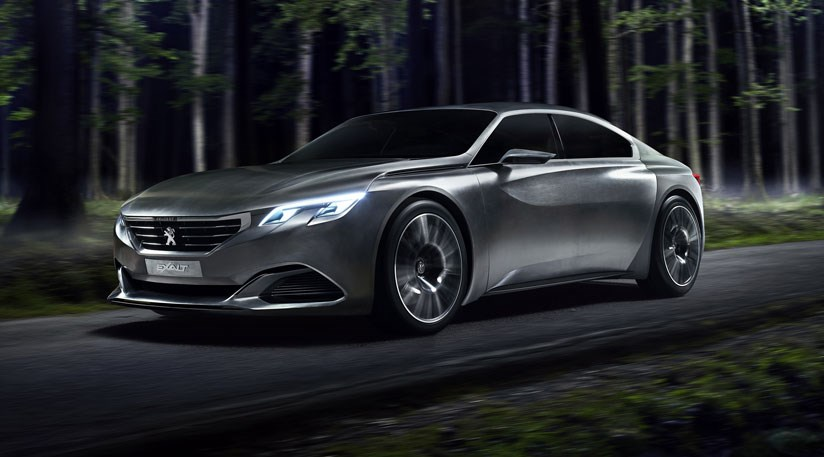 2014 Mazda 6 For Sale >> Peugeot Exalt concept (2014) updated for Paris motor show by CAR Magazine