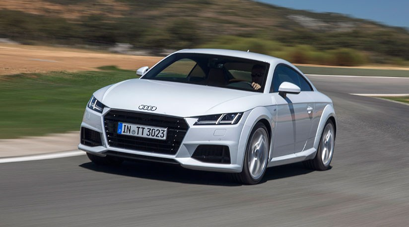 audi tt 2 0 tdi ultra sport 2015 review by car magazine. Black Bedroom Furniture Sets. Home Design Ideas