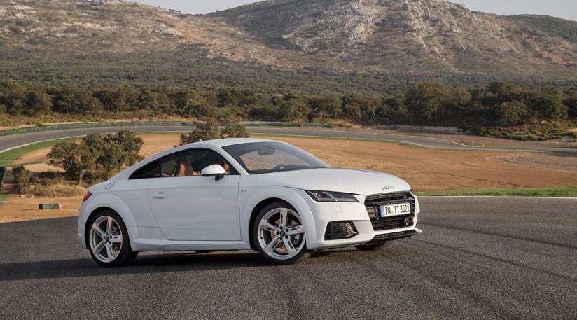 Audi TT 2.0 TDI Ultra Sport (2015) review by CAR Magazine