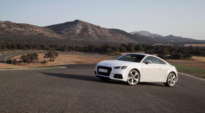 Audi tt roadster leasing deals