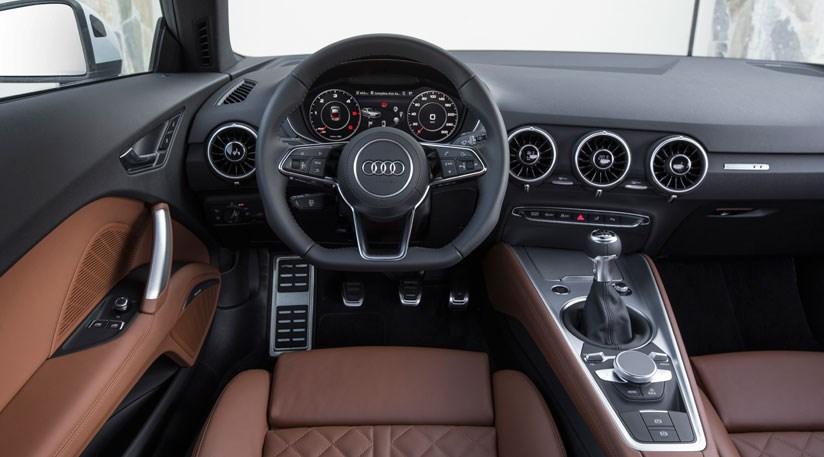 Audi TT 2.0 TDI Ultra Sport (2015) review | CAR Magazine