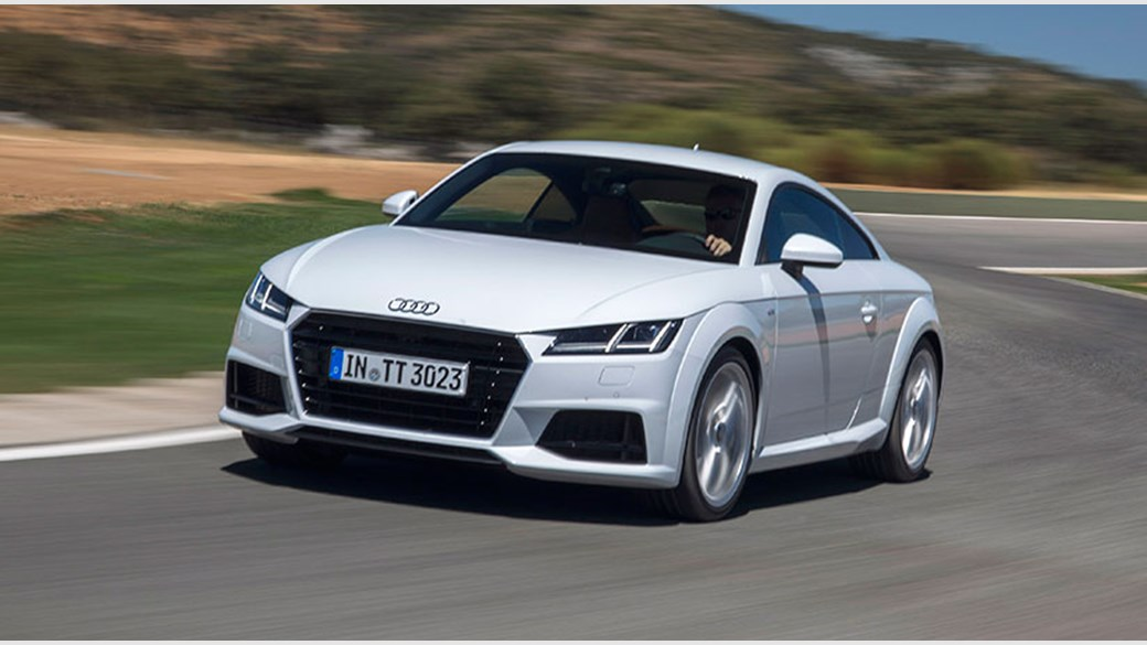 Audi Tt 2 0 Tdi Ultra Sport 2015 Review Car Magazine