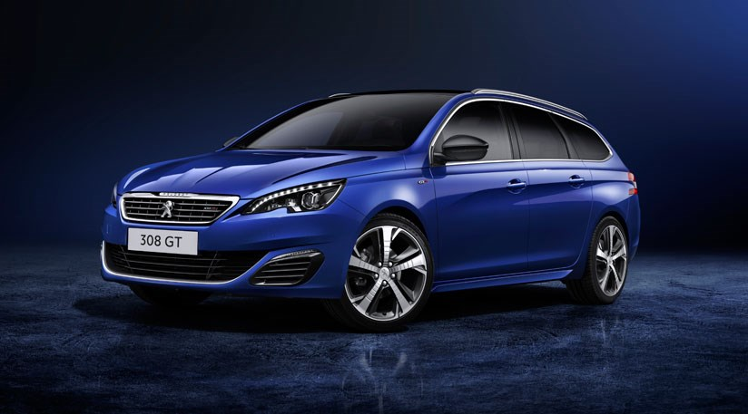 New Peugeot 308 And Renault Megane On Way Auto Express Pictures to pin