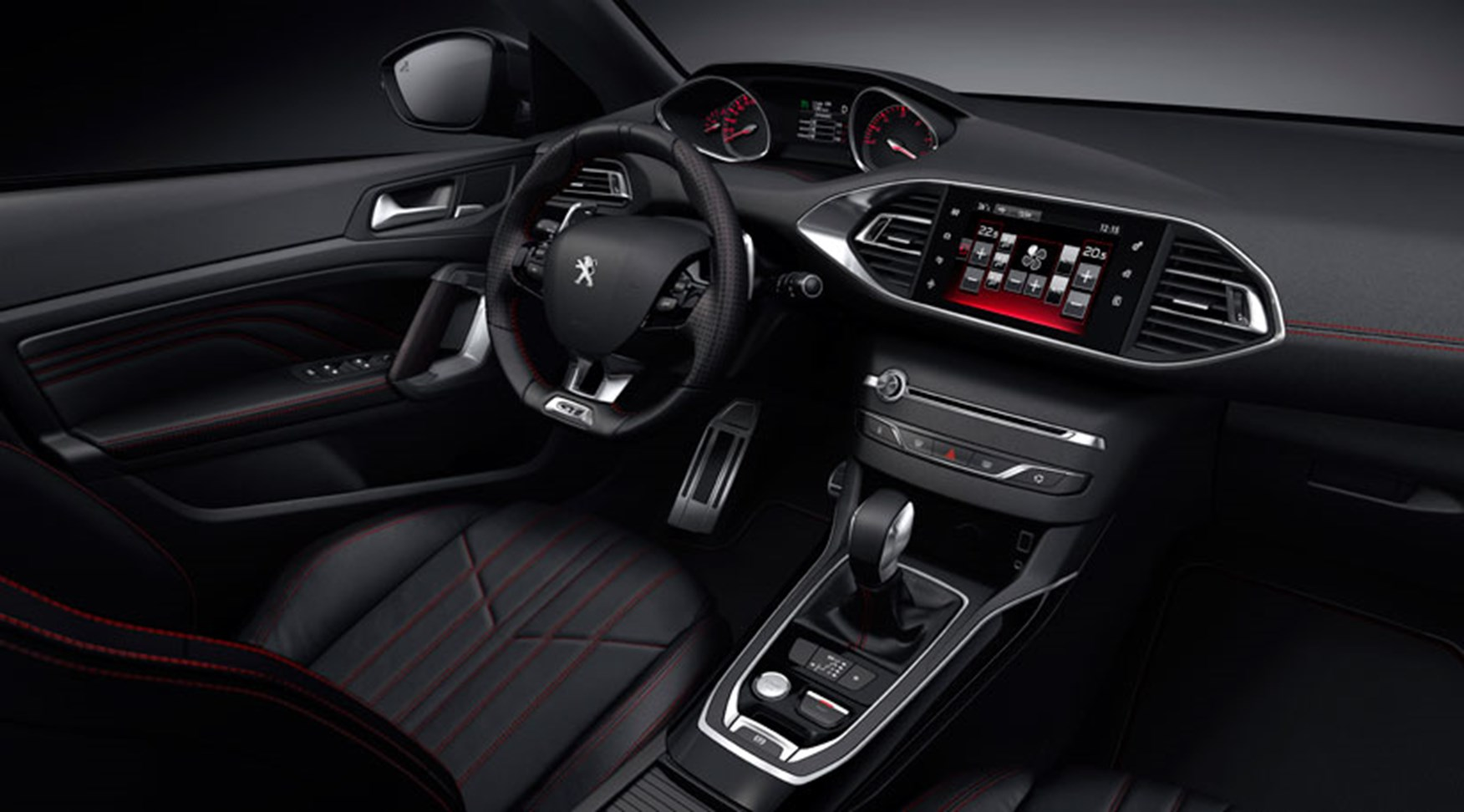 Peugeot 308 Gt 2014 Takes On Golf Gti By Car Magazine