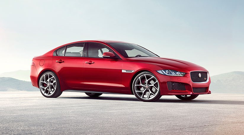 Stay In Control of Your Ride With The New Jaguar XE