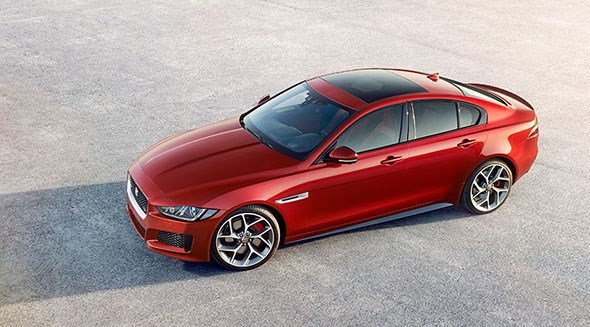 The new Jaguar XE. Still want that 320d?