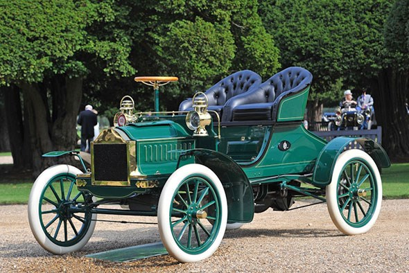 1904 Oldsmobile Model N French Touring Runabout