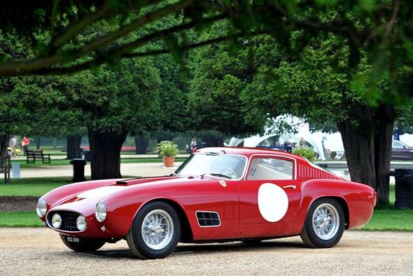 1957 Ferrari 250 TDF GT Scaglietti Corsa Berlinetta
