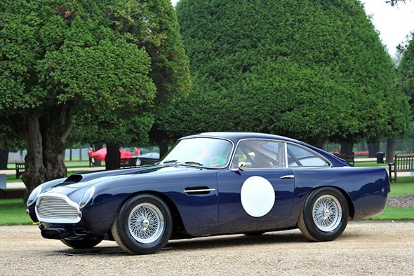 1959 Aston Martin DB4GT Lightweight