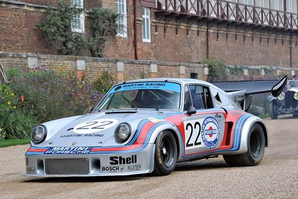1974 Porsche 911 RSR 214 Turbo