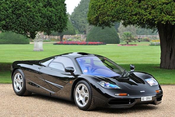 The seminal McLaren F1