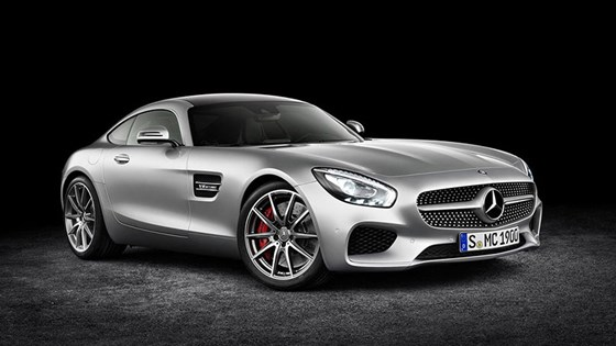 Mercedes AMG GT (2014): Mercu0027s 911 Rival Unveiled!