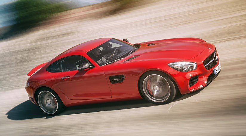 Target 911 It S The New Mercedes Amg Gt