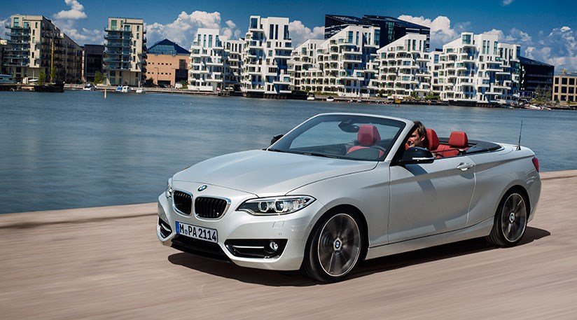 It S The New Bmw 2 Series Convertible Unveiled Ahead Of Paris Motor Show