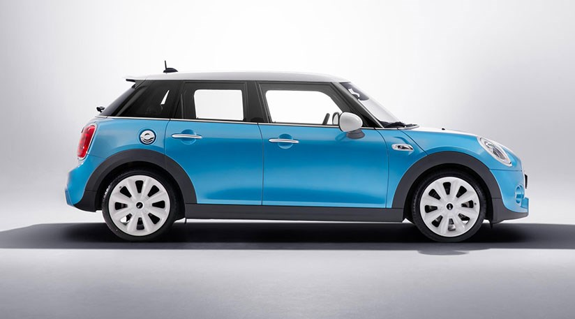 Most Mini Ers Will Pick Three Door Over New Five