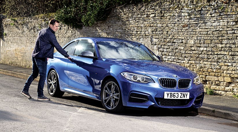 BMW M235i 2015 longterm test review by CAR Magazine