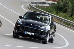 Porsche Cayenne Diesel S facelift (2014) review