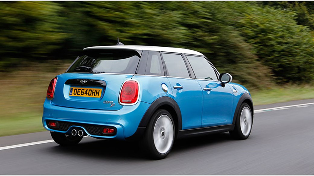 The New 2017 Mini Five Door Hatchback Review By Car Magazine