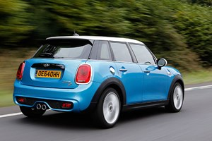 Mini five-door hatchback (2014) review – we test Mini 5dr