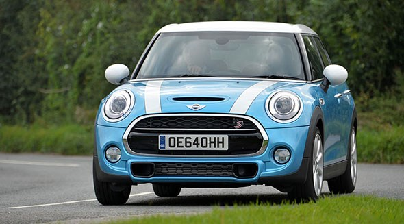 Mini five-door hatchback review by CAR magazine